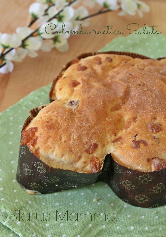 Colomba rustica salata Pasqua pasquale ricetta cucinare foto blogGz blog tutorial ricetta cucinare foto passo passo salumi e formaggi