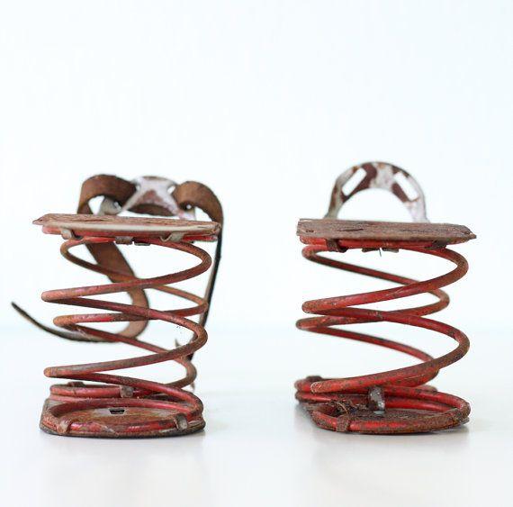 retro jumping shoes: Idea, Vintage Home, Home Interiors, Retro Shoes, Jumping Shoes, Shoes Art, Retro Jumping, Design Home, Birds Vintage