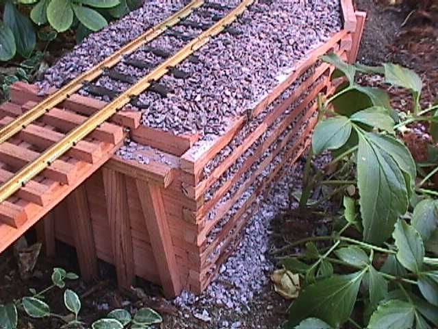 Santa Cruz Lumber Company Garden Railroad Bridges U0026 Trestles