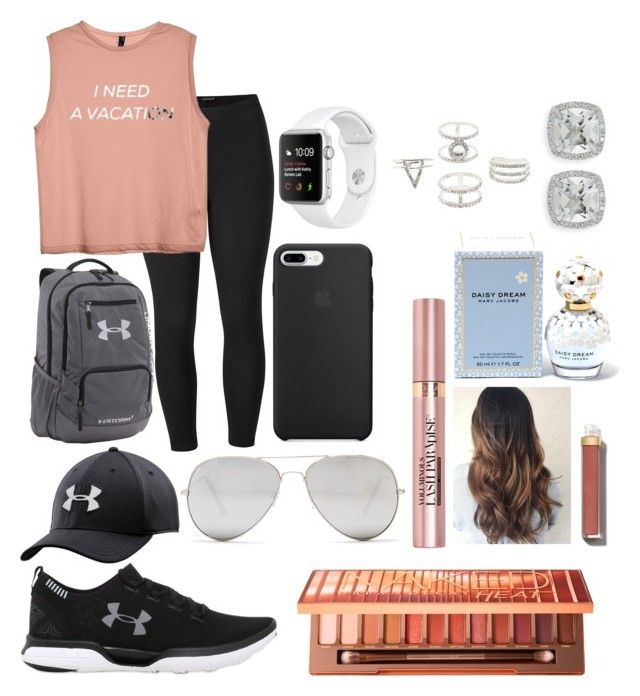 """merry go round/ kacey musgraves"" by sarahthibault on Polyvore featuring Venus, Under Armour, Sunny Rebel, L'Oréal Paris, Urban Decay, Chanel, Marc Jacobs, Charlotte Russe, Frederic Sage and plus size clothing"