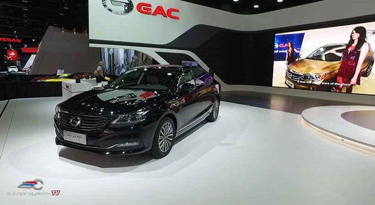 Autos Chinos GAC Motor en el Auto Show Detroit 2017 - http://autoproyecto.com/2017/01/autos-chinos-gac-motors.html?utm_source=PN&utm_medium=Pinterest+AP&utm_campaign=SNAP