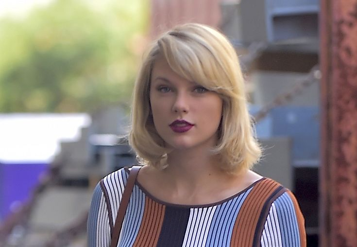 Is a New Taylor Swift Album Headed Our Way This Month?