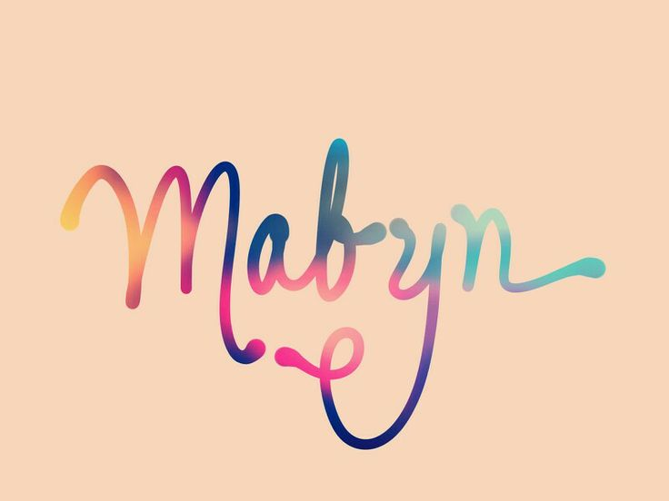 Mabyn. Welsh, meaning 'youth.' A saint's name. Has my initials in it so I'm a fan. ;) Mab was also a faerie queen, a cute nickname. Abbie would also work if you weren't full of Abbies in your area. Even Mabbie doesn't sound far from popular baby girls names Maddie and Abbie.