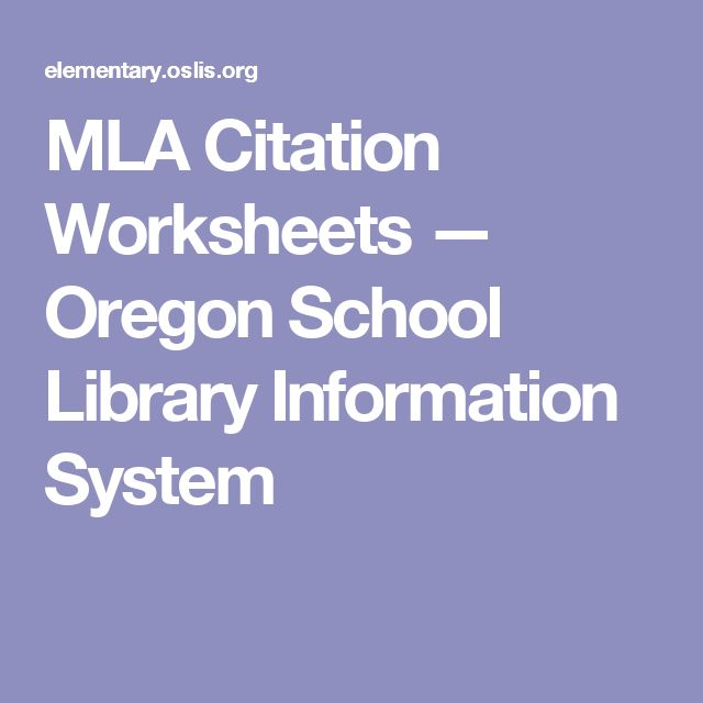 mla citation dissertation Mla has a number of rules your instructor may want you to follow the following information is what the 7th edition of the mla handbook had and is confirmed by purdue owl as the 8th edition of the mla handbook does not give this information.