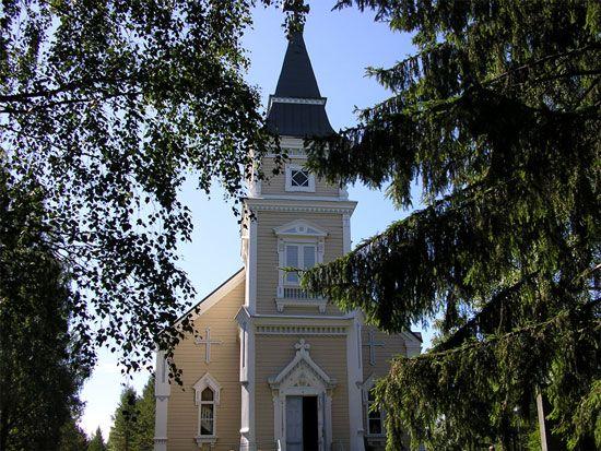 Toivakan kirkko