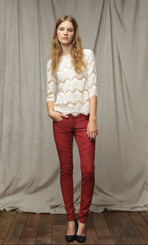 Fast Food & Fast Fashion: Zara's Online Store Opens Shop