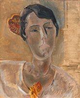 Kamratporträtt - Stina Elliot by Vera Nilsson