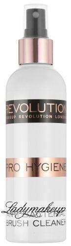 MAKEUP REVOLUTION - PRO HYGIENE - Anti Bacterial Brush Cleaner - Płyn do czyszczenia pędzli
