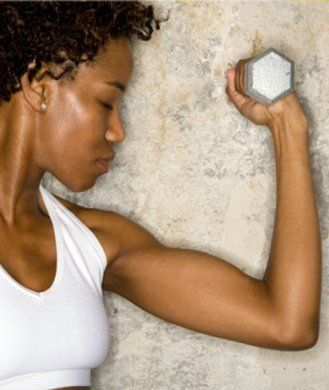 See what this expert says about lighter weights versus heavy weights when doing reps. Get the scoop on lifting weights and what you should be doing for best results.