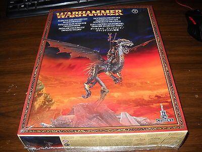 Other WFB Items 31400: Warhammer: Dark Elves: Dark Elf Dreadlord On Black Dragon Box Set: Nis -> BUY IT NOW ONLY: $39.99 on eBay!