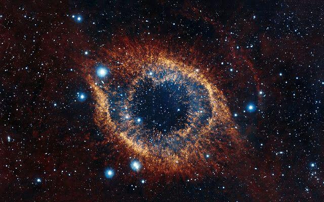 Nebula Heliks, salah satu sisa ledakan bintang di alam semesta. Kredit: NASA/ESA/Hubble   SpaceNesia - Kini, berkat Universitas Nasional...