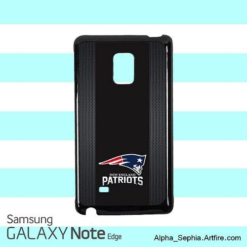 New England Patriots Logo Samsung Galaxy Note EDGE Case Cover