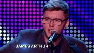 "The X Factor Uk 2012 Bootcamp - ""James Arthur"" HD - YouTube"