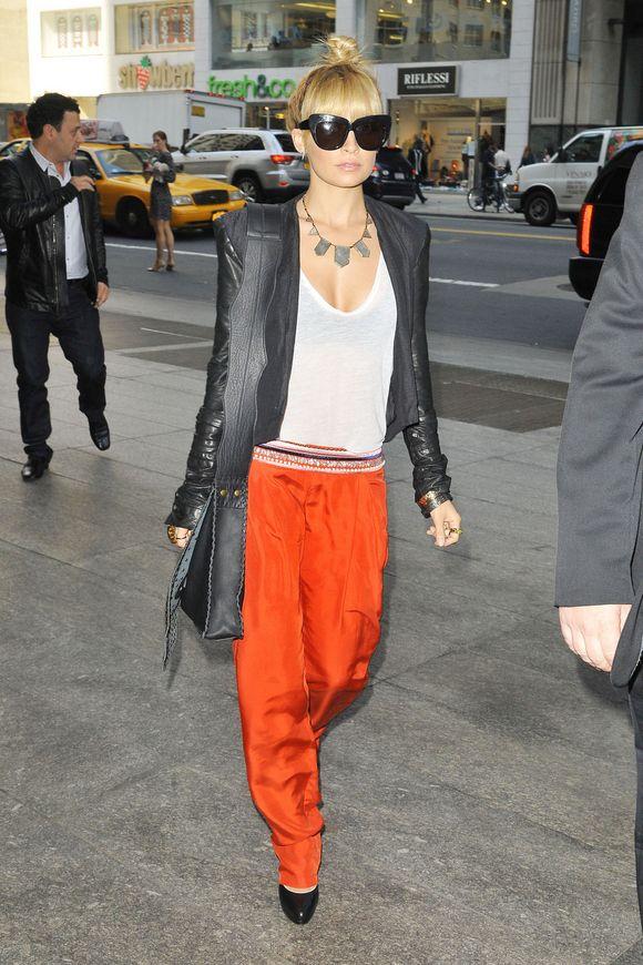 nicole richie style | Style Transformation Of Nicole Richie photo Audrey Kitching's photos ...