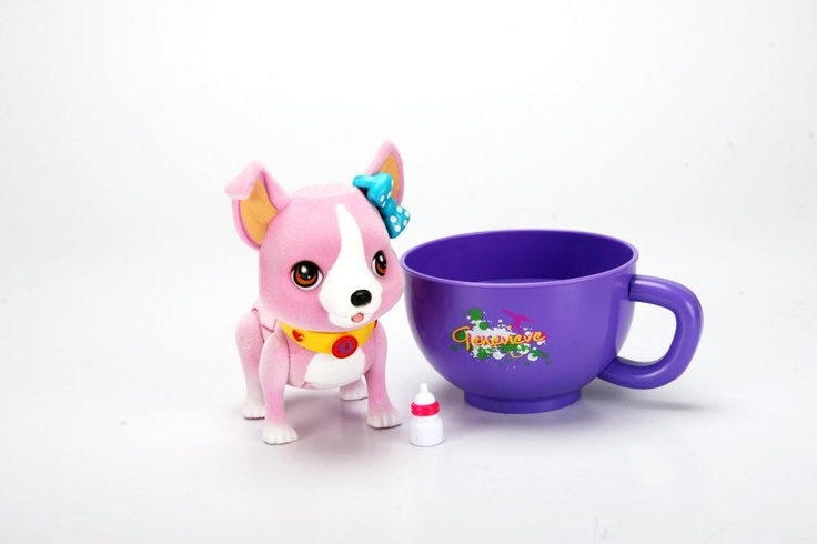 Glimpse: Put a Teacup Doggie Under Your Tree ~ GIVEAWAY!#c7780047807588885756