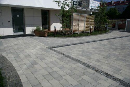 Designerska kostka brukowa - Nawierzchnie, ścieżki ogrodowe - Ogród i działka - budnet.pl