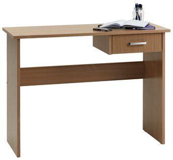 Skrivebord KARUP 1 skuffe bøg | JYSK