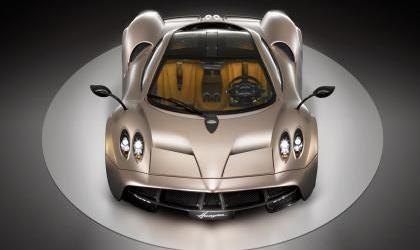 Pagani Huayra - world's fastest road cars - USA BEST CARS