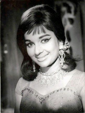 Asha Parekh (born 2 October 1942) is a Bollywood actress, director, and producer. She was one of the top stars in Hindi films from 1959 to 1973.[1] In 1992, she was honoured with the Padma Shri by the Government of India. Parekh is regarded as one of the most successful and influential Hindi movie actresses of all time.