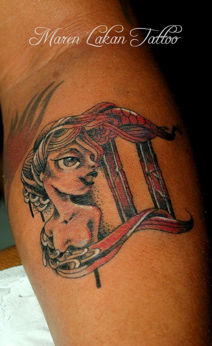 Columbus Custom Tattoo Designs: 71 Best Images About Gemini Tattoos On Pinterest