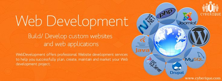 #Web_Development - Cyberique is the best Web Development company and Services , provides services for custom web applications development worldwide Instantly.  . See more: http://www.cyberique.com/web-development-service.php