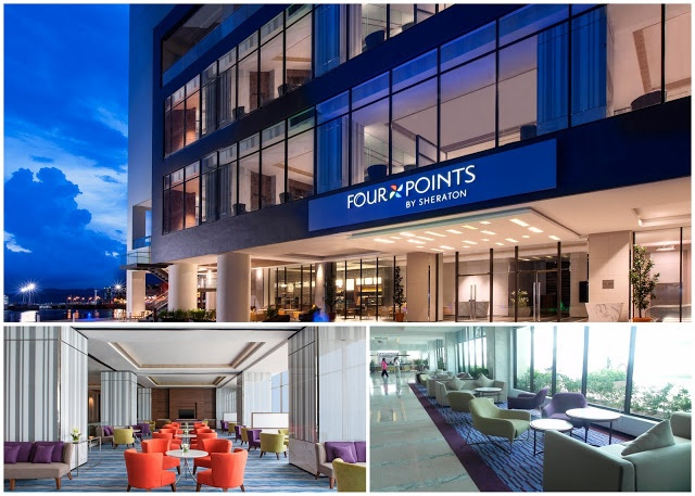 Four Points by Sheraton - where to stay in Sandakan