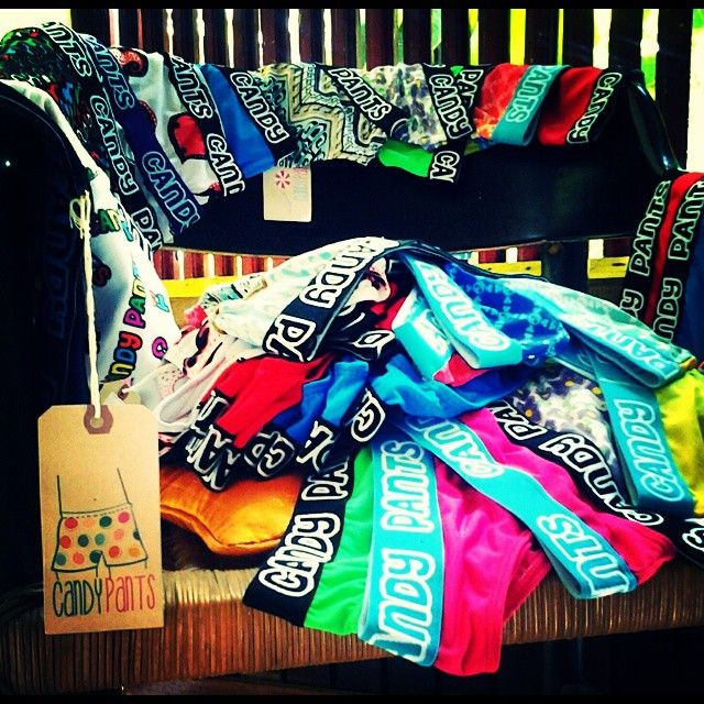 CandyPants Underwear for all ages!  #underwear #colorful #bali #surf #beachlife