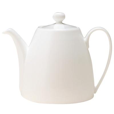 Denby White Bone China Teapot 1.1L   John Lewis  £63