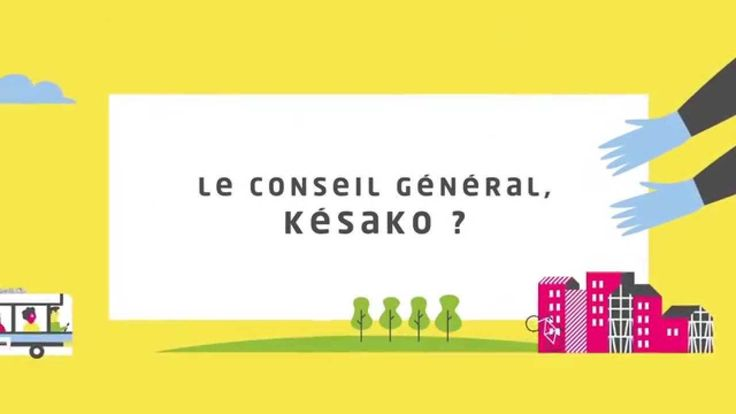 Le Conseil général, Kézako ?