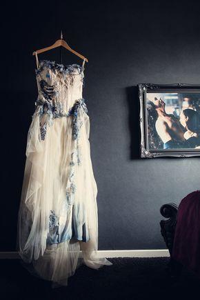 A Corpse Bride Wedding: Steph & Lee More