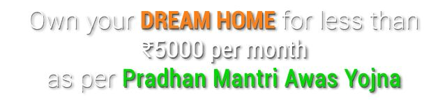 Housing is not a privilege but a right of every Indian. Every Indian deserves a happy house for his family. In tune with the right of housing of every Indian, the Government of India has introduced mega housing scheme which aims to provide housing to all by 2022 at affordable prices under Pradhan Mantri Awas Yojna.
