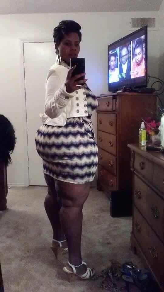 Big black fat girls