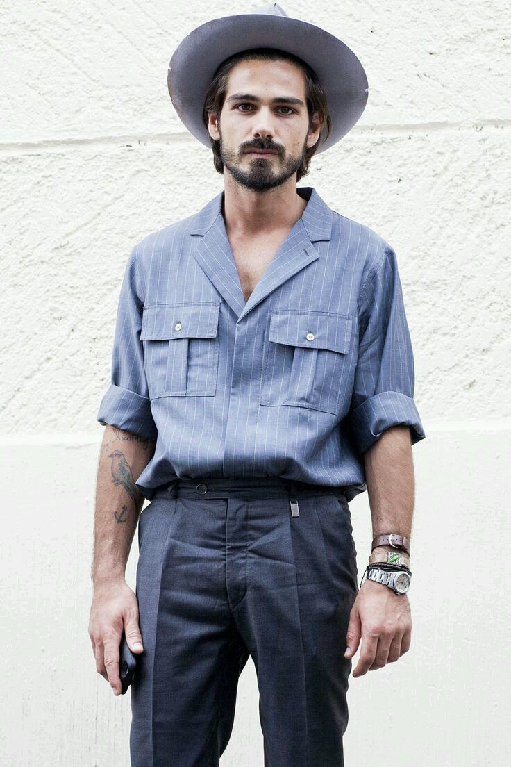 Raddest Men's Fashion Looks On The Internet