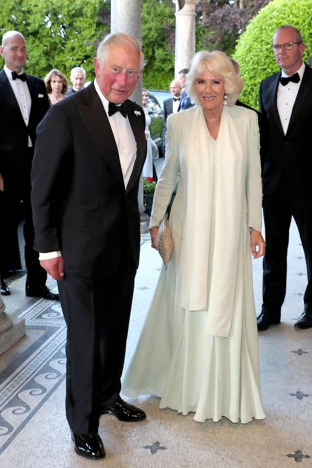 Der Style Der Windsor Ladys Camilla Duchess Of Cornwall Prince Charles Duchess Of Cornwall