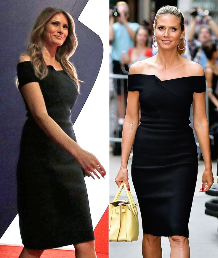 Melania Trump's $2,645 Presidential Debate Dress Is a Fashion Faceoff!