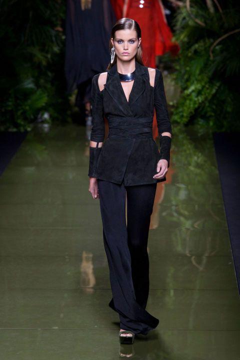 Balmain Spring/Summer 2017 - Pants Suit