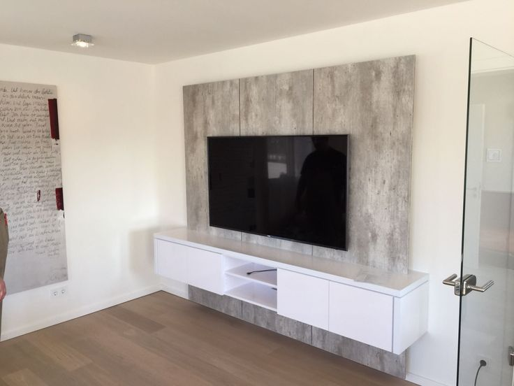 Fabulous TV WALL XXL f r Kunden in Solingen Referenzen TV WALL die TV Wand