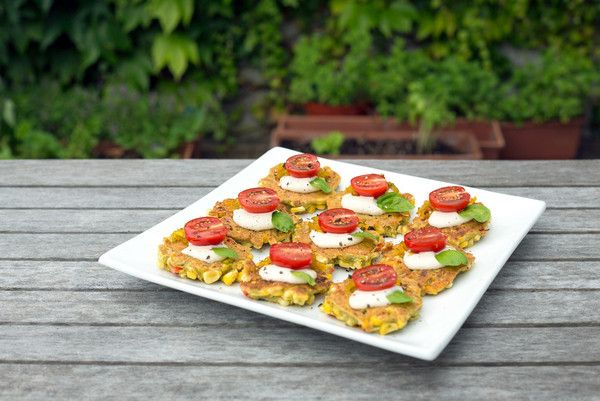 For as long as I can remember, corn fritters have been one of my favourite things to order if we're heading out for a cafe lunch. I have fond memories of my first corn-frits experience in fact - my sister Nina and I were flatting at the...
