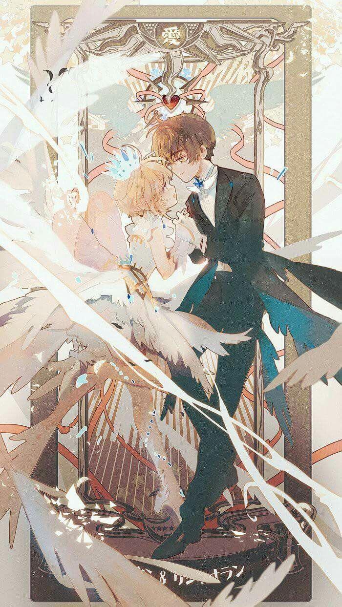 595 Best Sakura Card Captors Images On Pinterest Anime Artwork
