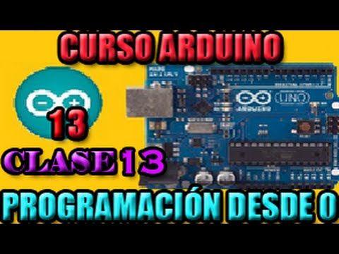 #ARDUINO SENSOR DE HUMEDAD Y TEMPERATURA DHT11 | Termometro CLASE 13 CURSO ARDUINO - YouTube