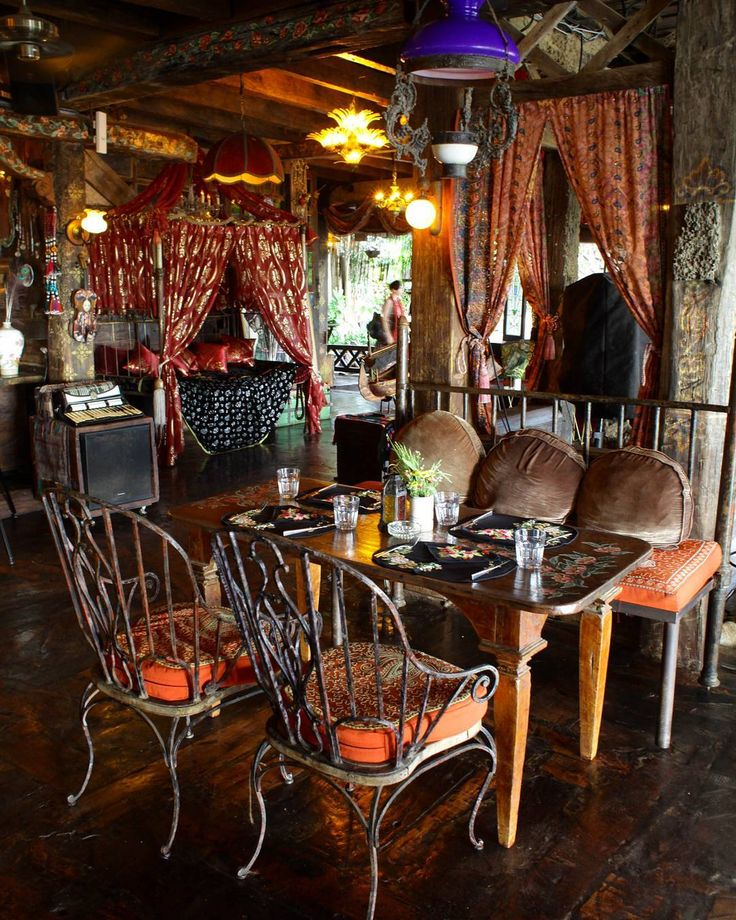 Escapes in Bali. When it's hot outside in Bali the search is on for that perfect space. The hope for great food and drinks can be accomplished here in one of our comfy vintage chairs #lalagunabali #decoration #archictecture #bridge #gypsyplace #restaurant #beachbar #balilife #balibible #seminyak #whattodoinbali #amazingbali #canggu #lalaguna #bali #bridge #woodenbridge