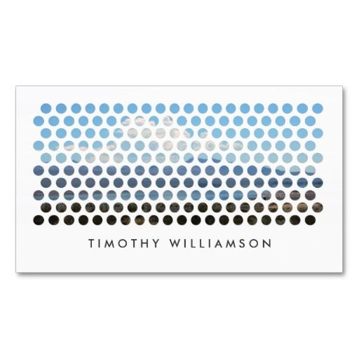 Best 25 circle pattern ideas on pinterest print for Circle business card template