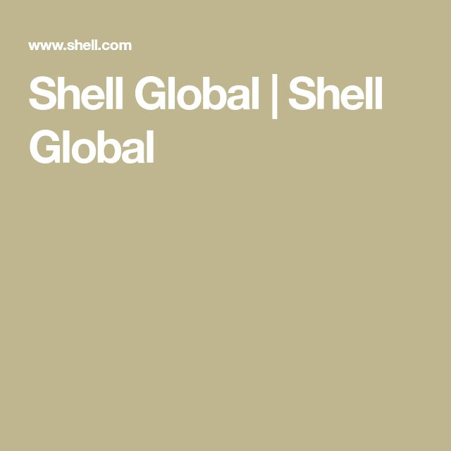 Shell Global | Shell Global