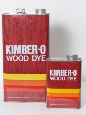 Wood Dye 9310 : is usually used as a base coat with Clear Varnish as a finish coat to protect and give a rich gloss.
