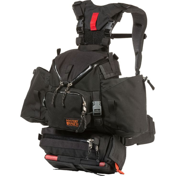 Hot Spot with Crew Bag | Mystery Ranch Backpacks.  I think this is a great pack even if you aren't a wildland firefighter.  It may be a little low slung for a BOB or camping pack. The zippers are very slick, weatherproof.