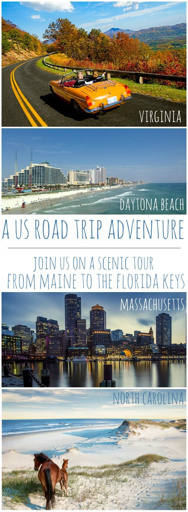 Ready for a US road trip? We certainly are! Award-winning travel writer Ella Buchan is taking us on the adventure of a lifetime to travel across America, down the east coast of the USA. Follow #DriveUS1 as Ella takes us on a 2,500 mile plus north-south journey of US Route 1, from Fort Kent, in northern Maine, to the iconic mile marker zero in Key West, Florida.