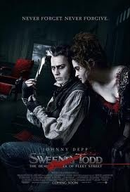 Sweeney Todd: Film, Johnny Depp, Sweeney Todd, Fleet Street, Tim Burton, Favorite Movie, Sweeneytodd, Timburton, Demons Barbers