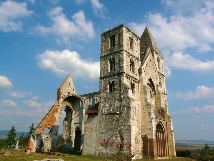 Monastic Church of Zsambek (13c.), Hungary