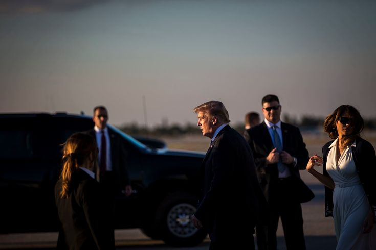 Trumps Conspicuous Silence Leaves a Struggle Against Russia Without a Leader