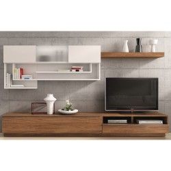 13 best meuble tv images on pinterest living room ideas for Atylia meuble tv
